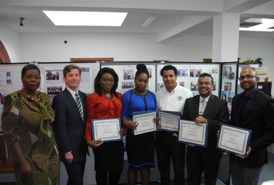 Regional Law Revision Centre produces six more graduates