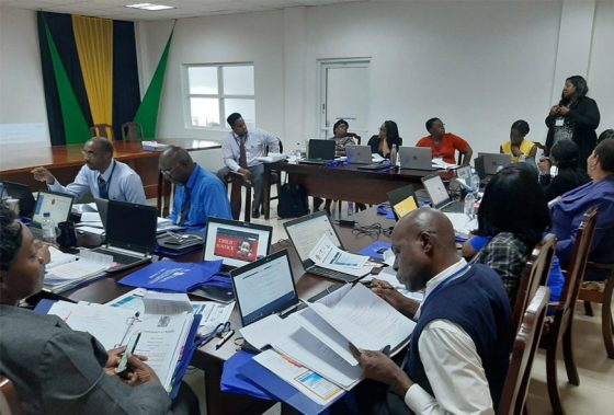 Consolidation of Laws training in Jamaica