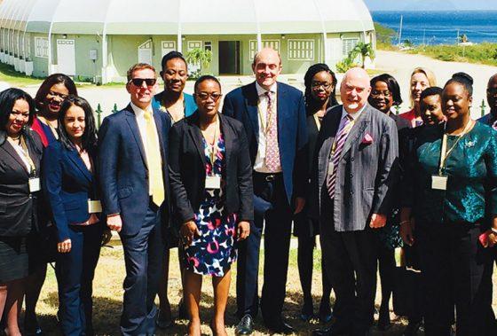 Regional Law Revision Centre Celebrates 10th Anniversary in Montserrat